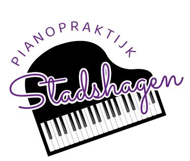 Pianopraktijk Stadshagen Logo